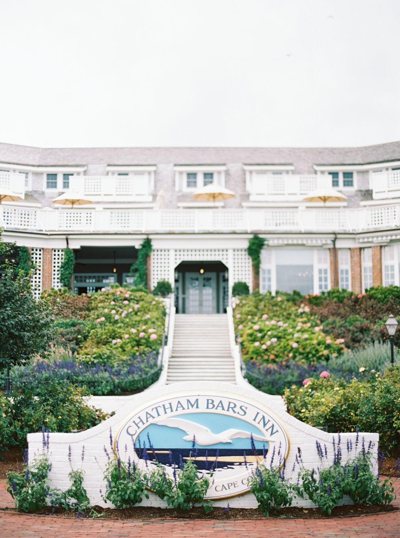 Chatham Bars Inn Oceanfront Cape Cod wedding venue