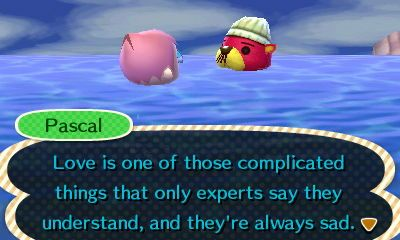 Pascal Quote | Animal Crossing | Animal crossing memes