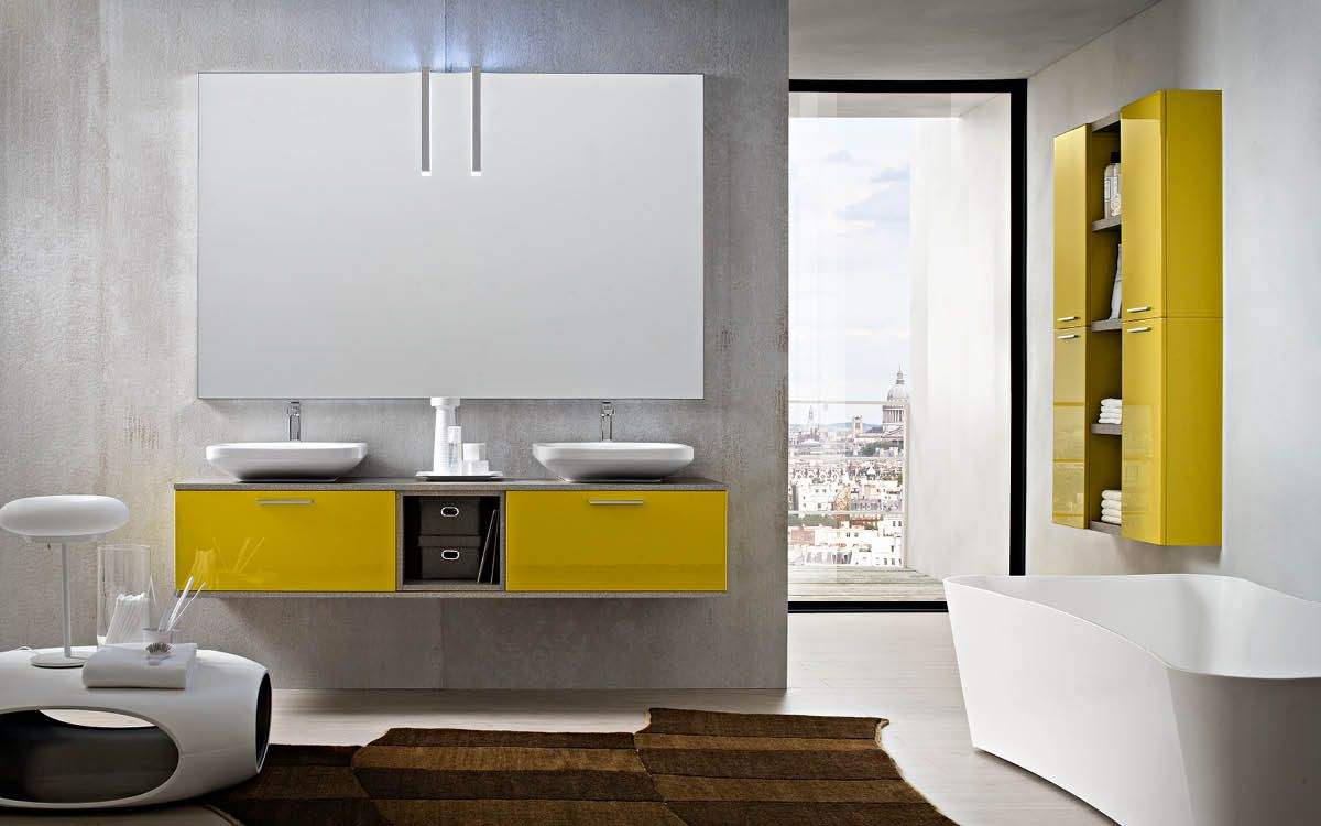 Bagni Da Sogno Piccoli : Bagni da sogno moderni excellent awesome idee per bagni piccoli