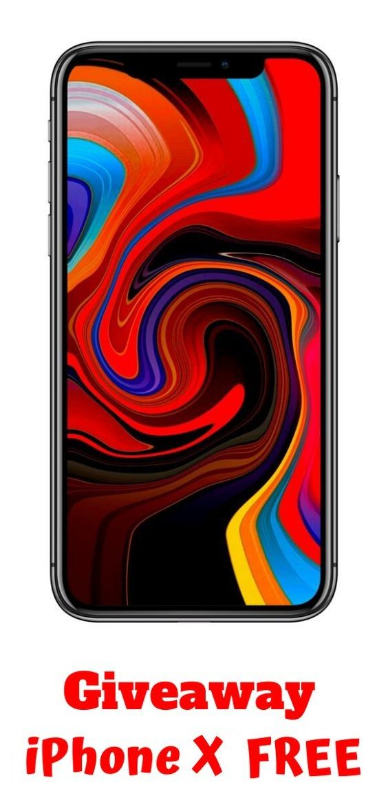 Want an iPhone X for Free?