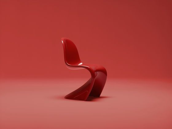 an absolute classic of design history the panton chair mutually