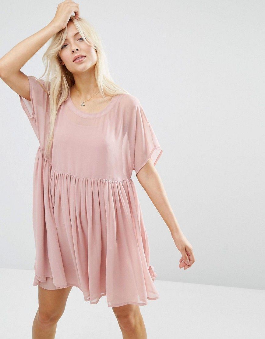 ASOS Smock Dress | Fashion Fun | Pinterest | Vestido de asos ...