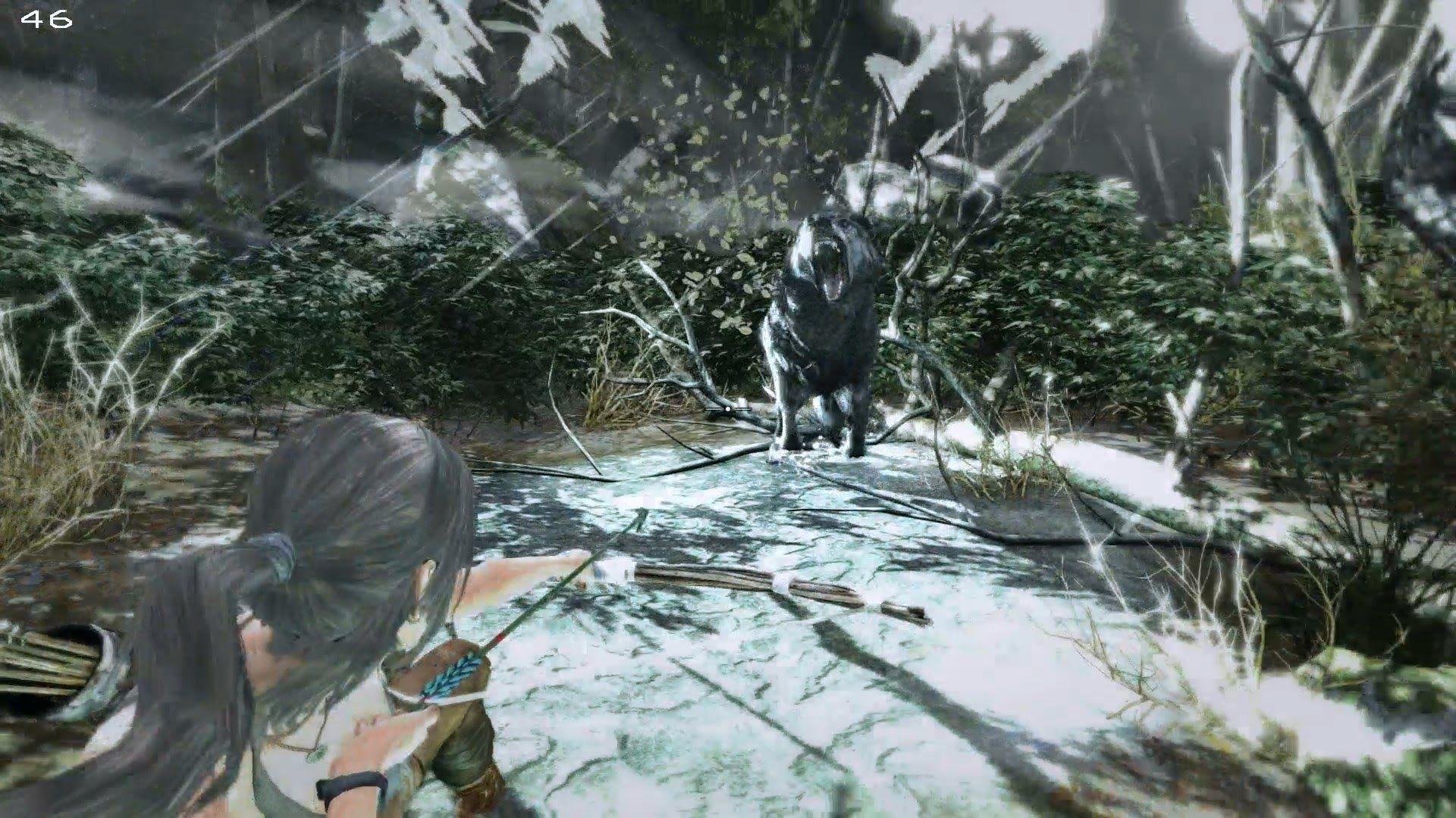 Tomb Raider 2013 Just Keep Moving Pc Gameplay Walkthrough