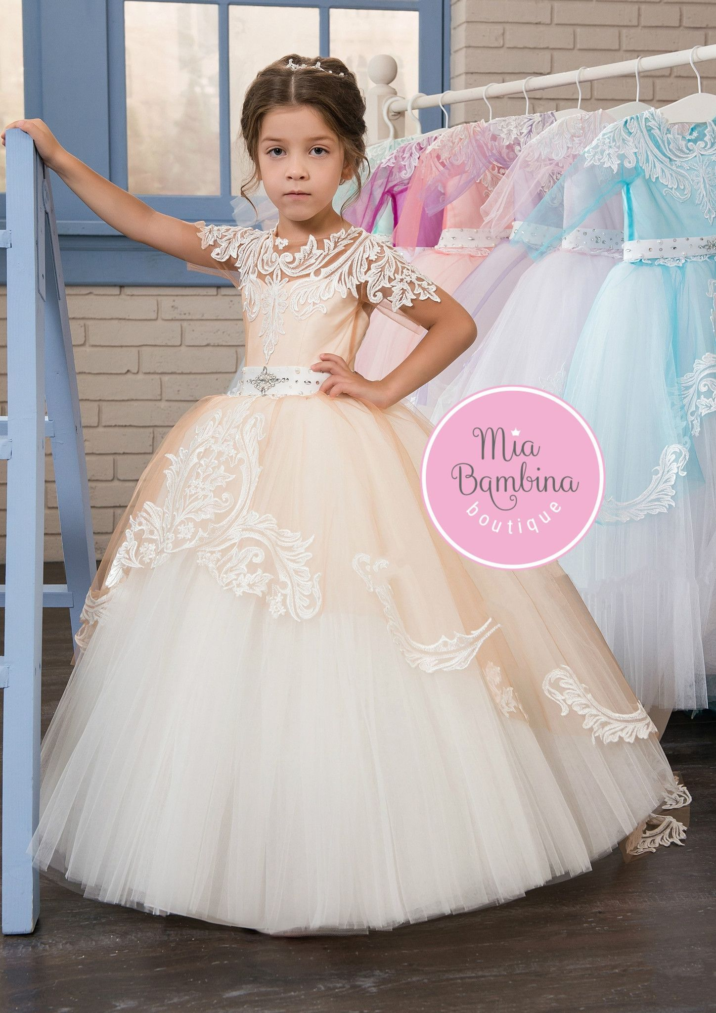 Flower Girl Dresses Phoenix Flower Girl Dress For Wedding