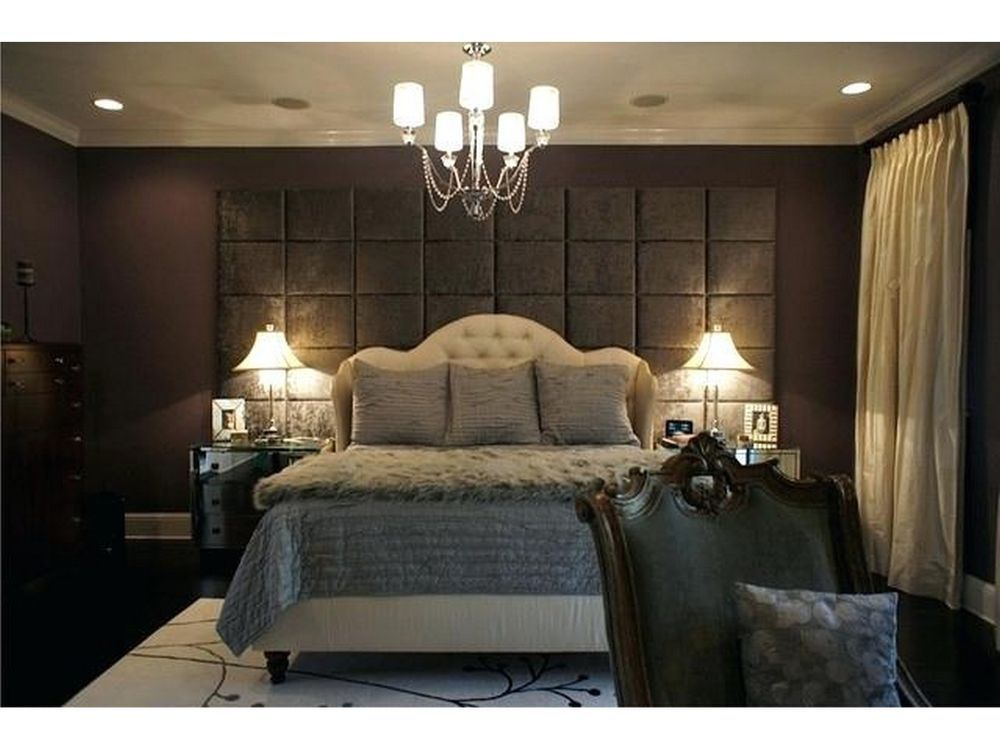 Details About Modern Trendy Headboard Upholstered Wall Panels Padded Wall Tiles Crushed Velvet With Images Upholstered Walls Simple Bedroom Wall Panels Bedroom