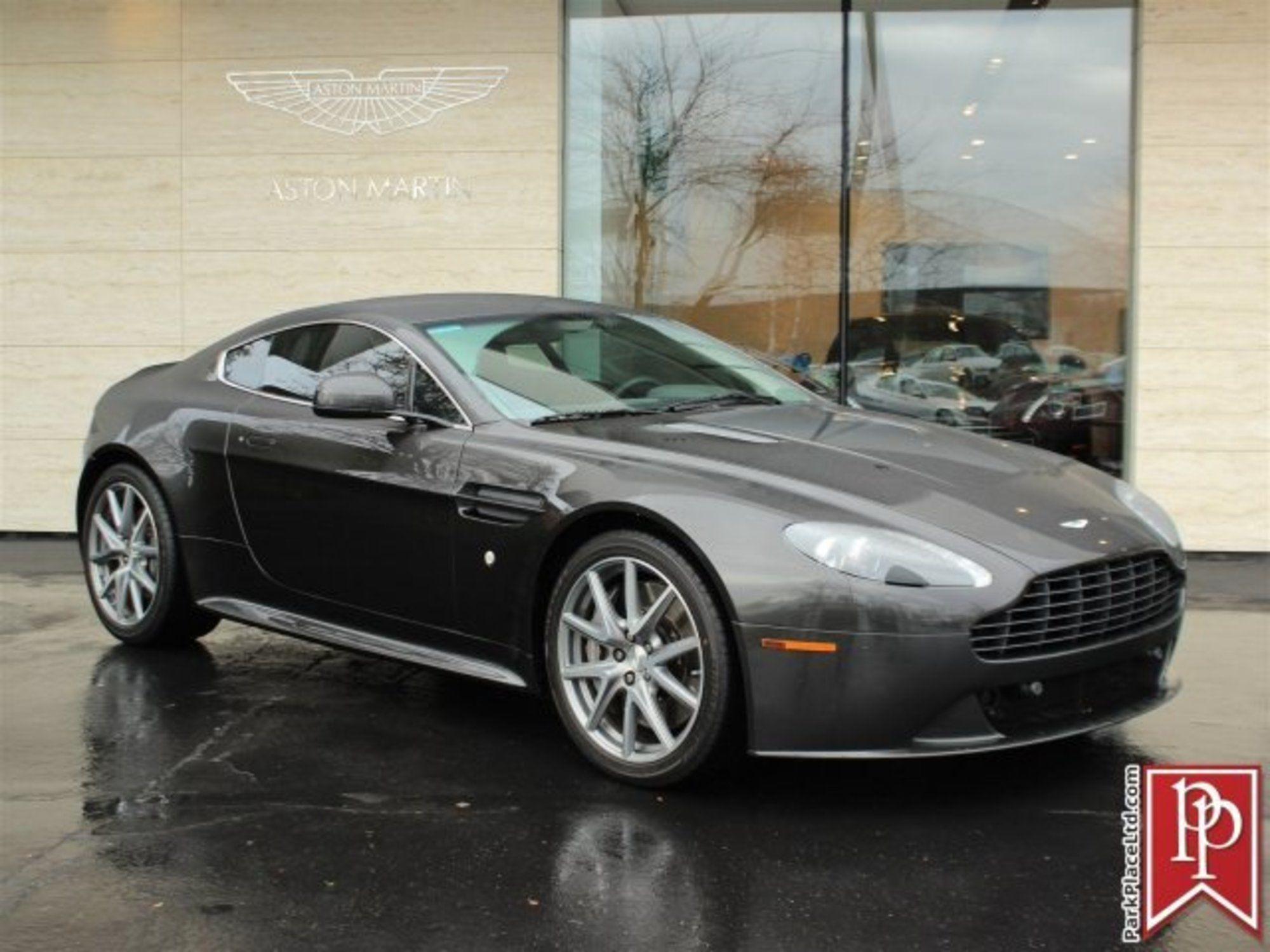 Aston Martin V8 Vantage S British sports cars Pinterest