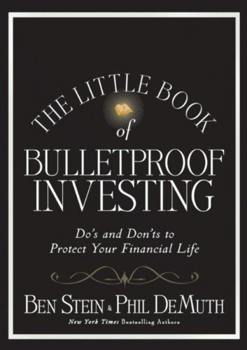 Investing do's and don'ts from some of the most recognizable voices in personal finance  It's been a tough year for investors. Many have seen their retirement accounts dwindle dramatically and are looking for a safe way to protect what they have and make back some of what they've lost. That's why the bestselling author team of Ben Stein and Phil DeMuth have created The Little Book of Investing Do's and Don'ts.