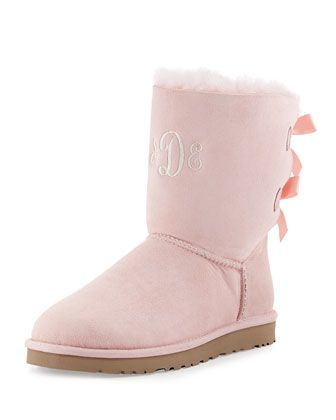 a6d089fe6b3 Bailey Bow-Back Short Boot English Primrose | PRETTIEST IN PINK ...