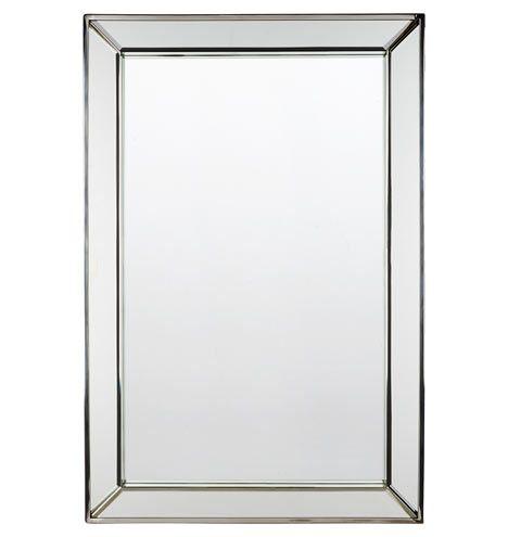 Beveled Frame Mirror E0823 Rejuvenation 24x36 In 2019