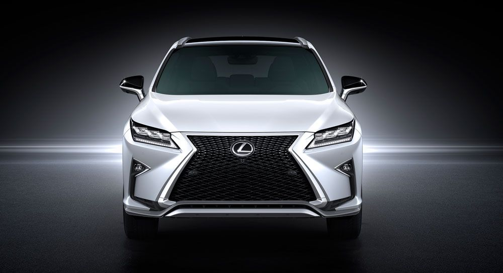 2016 Lexus RX 350 & RX 450h Information in 2020 Lexus rx