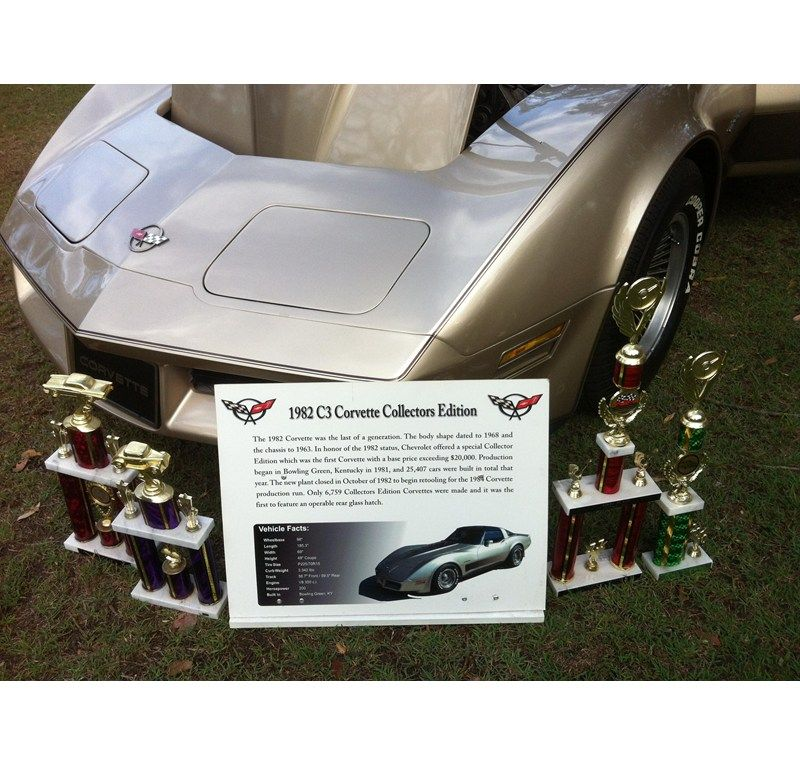 1982 CHEVROLET CORVETTE C3 collectors edition for sale | Trade ...