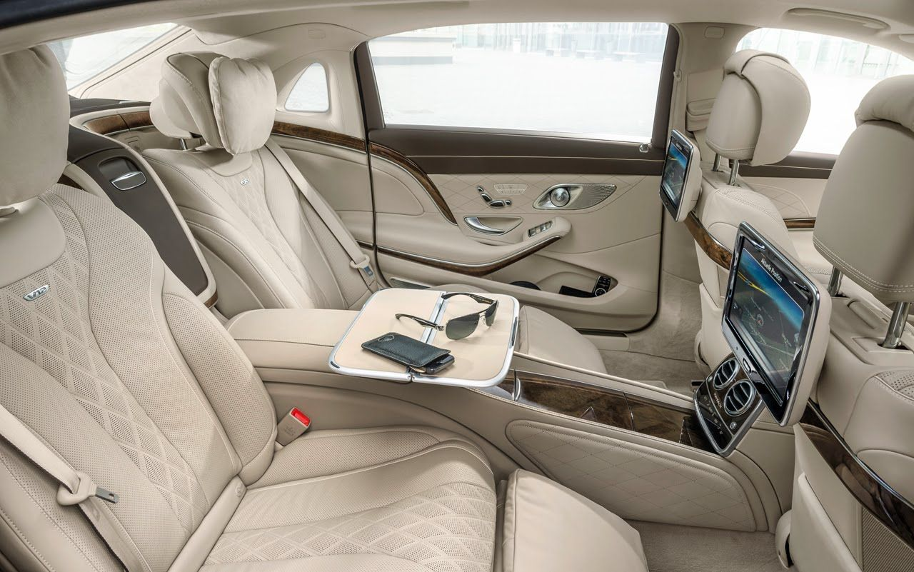 New Features On Mercedesbenz And Other Luxury Autos That Improve
