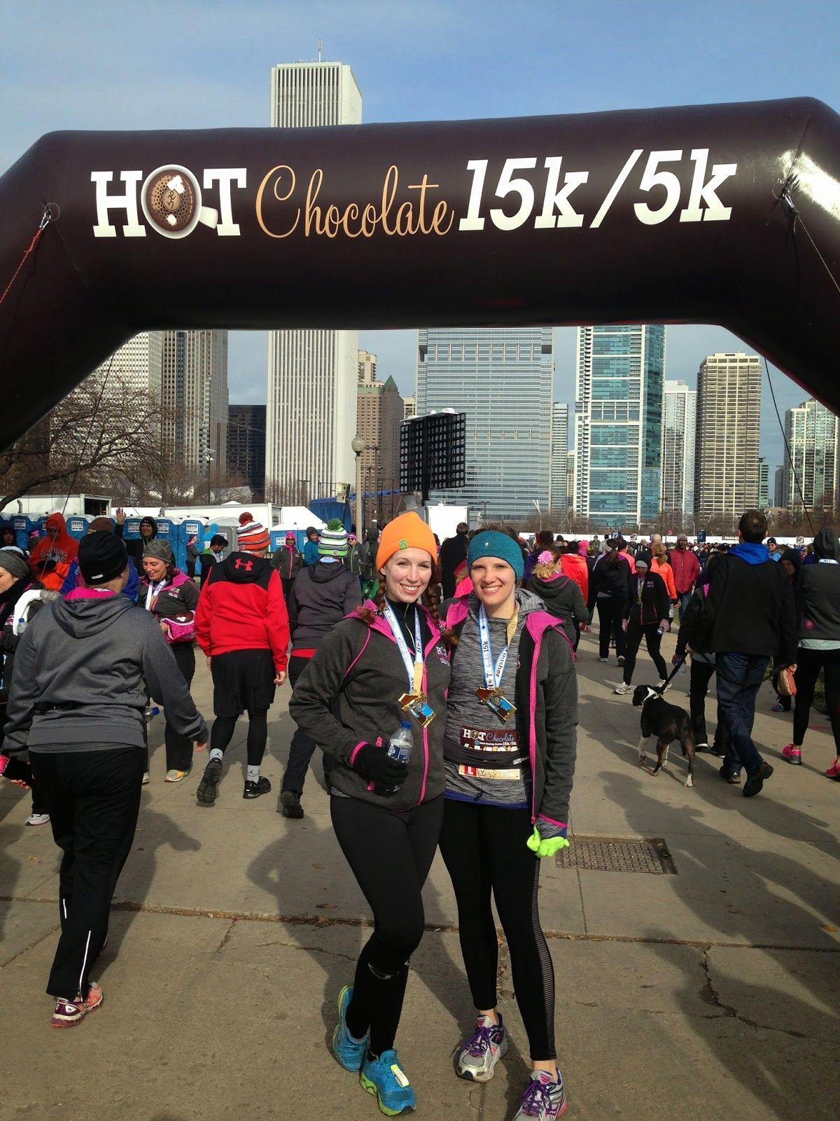Chicago Hot Chocolate 15k Race Recap Race Recap Hot Chocolate Hot