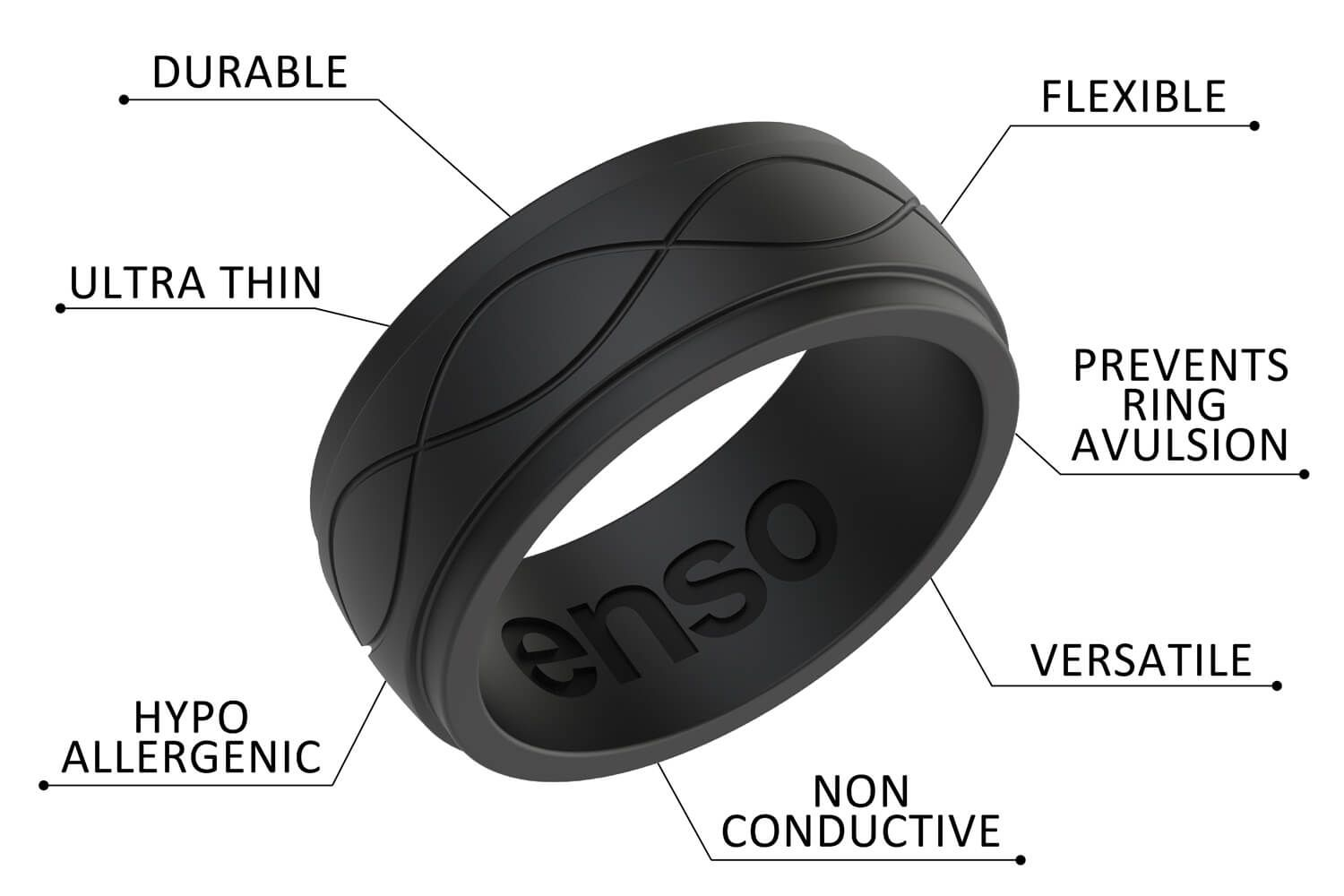 ring rings breakaway impressive and silicone ideas download wedding enso corners