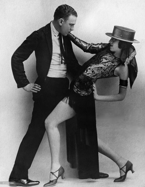 The Roaring Twenties Dancing