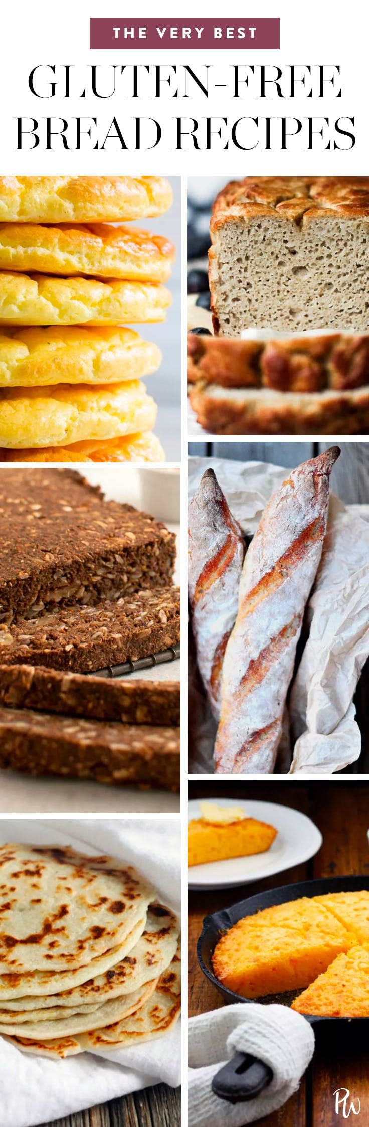 The Best Gluten-Free Bread Recipes in the Universe The Best Gluten-Free Bread Recipes in the Universe