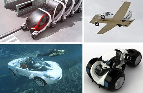 future shocks 5 incredible concept cars cool prototypes urbanist