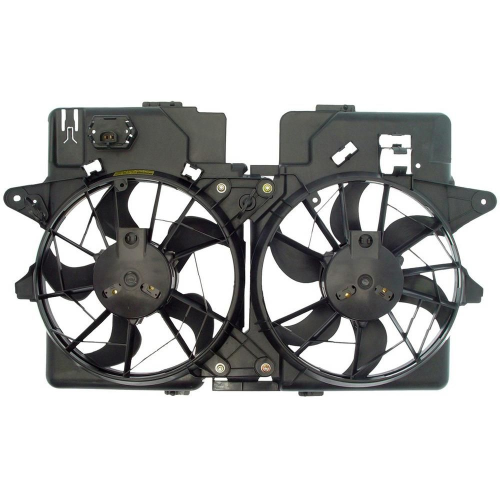 Oe Solutions Dual Fan Assembly Without Controller 620 132