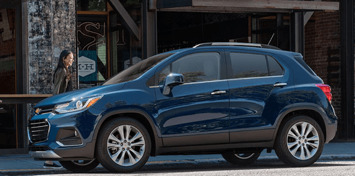 2019 Chevrolet Trax Specs And Price With Images Chevrolet Trax