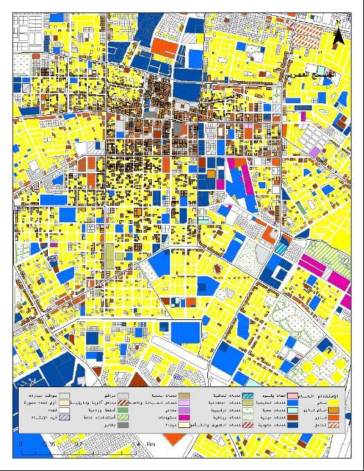 الجغرافيا دراسات و أبحاث جغرافية إنتاج خرائط رقمية لحاضرة الدمام Places To Visit Geography Blog Posts