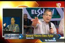 El Vocero De La Policía E Iván Ruíz Comentan Sobre El Asalto En Una Boda En Santiago #Video