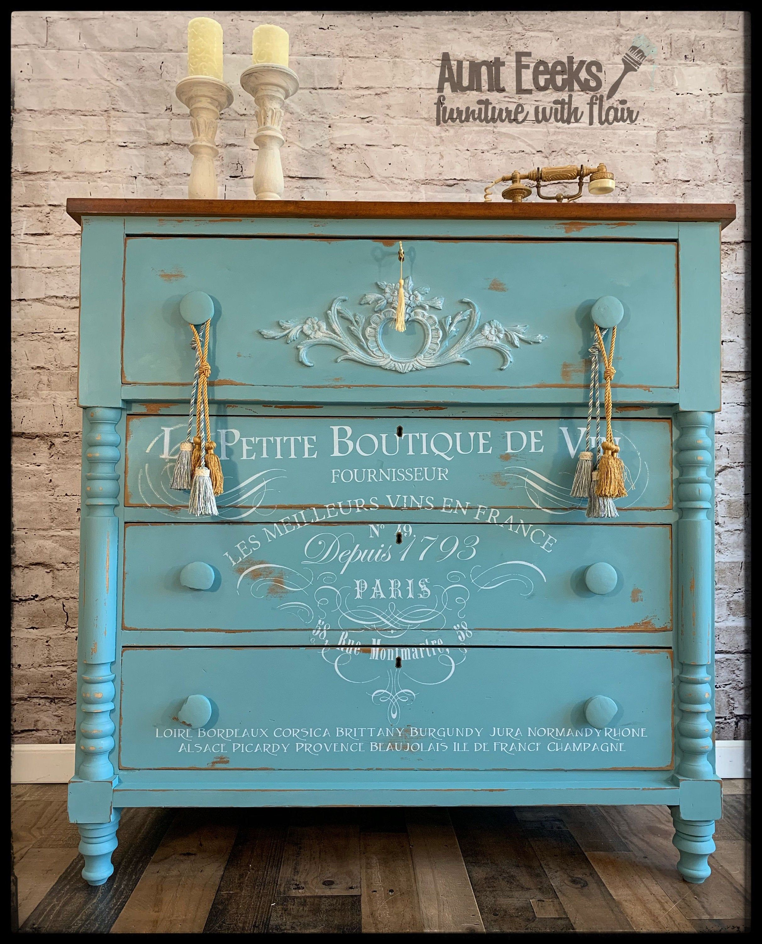 Hand Painted Antique Chest Of Drawers Etsy Antiquing Furniture Diy Pretty Furniture Antique Chest