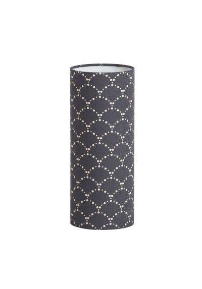 Lampe tube à poser tissu Asahi