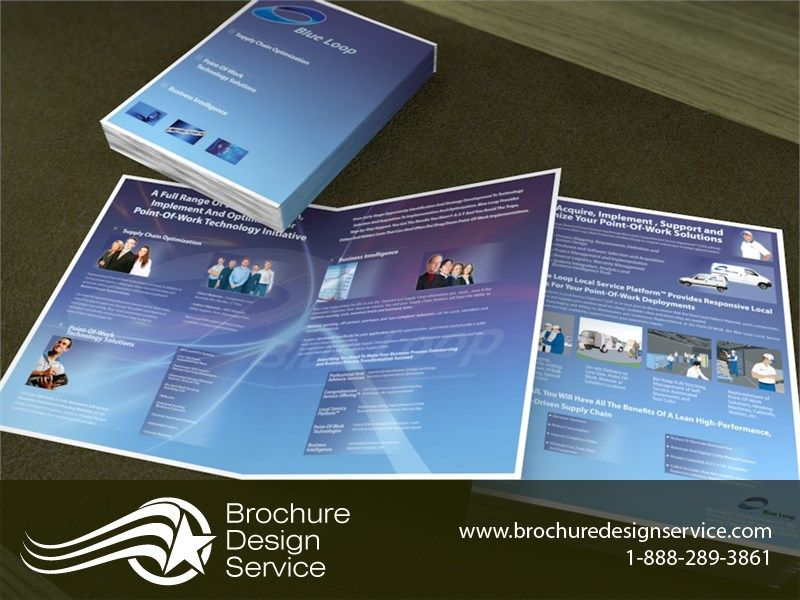 Bi Fold Brochure Design   Logistics Company   Free Designers Inspiration,  Samples, Templates