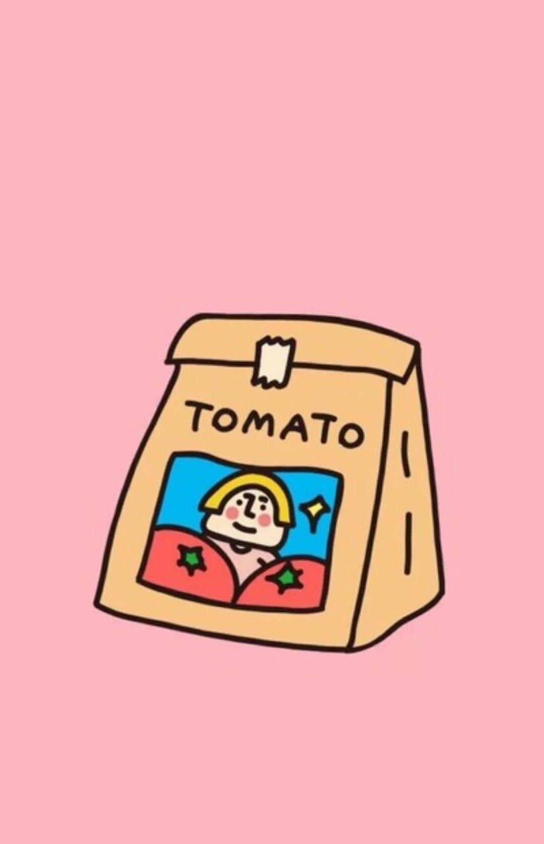 Tomato Bag Wallpaper