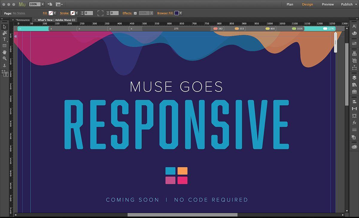 Adobe Muse Cc Engineering Team Adobe Muse Web Design Tips Web Design Tools