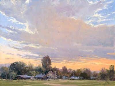 Evening Sky - John Budicin