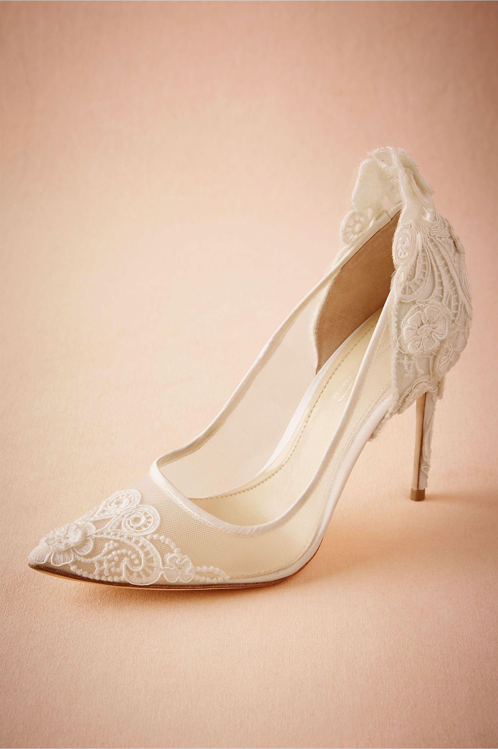 Vince Camuto Victoria Pumps Ivory In Shoes Accessories Bhldn Bride Shoes Country Shoes Boots Bridal Shoes