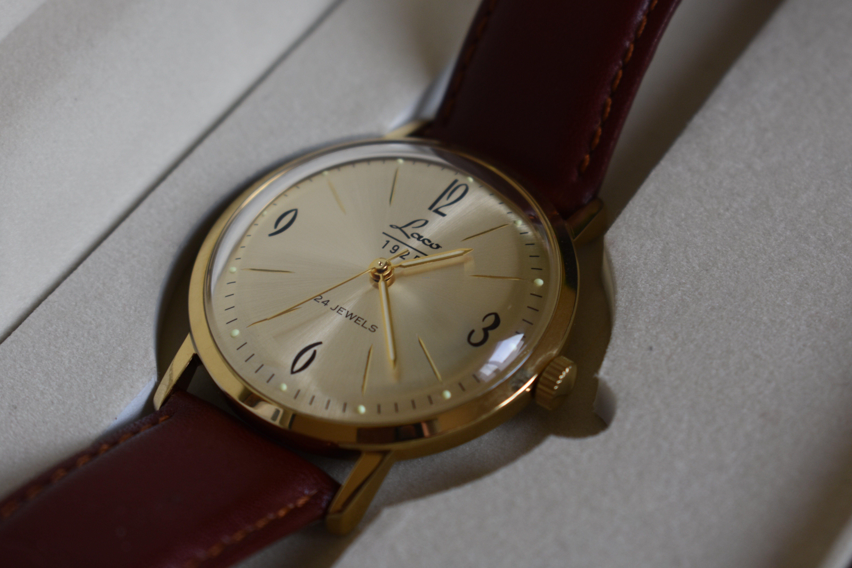 Laco Vintage Für 408 Kaufen Von Einem Privatverkäufer Auf Chrono24 Armband Leder Uhren Uhren Herren