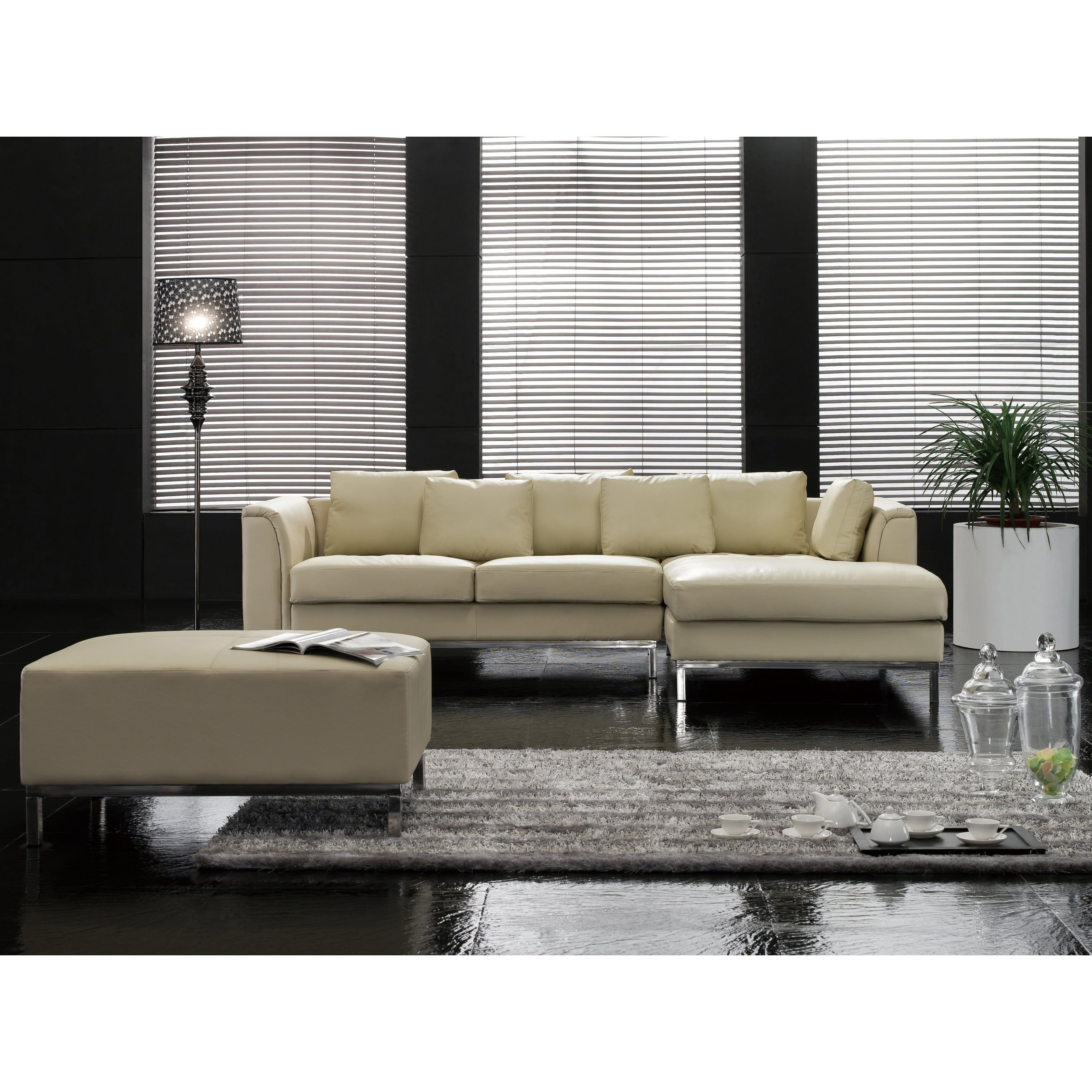 Prime Sectional Sofa With Ottoman L Beige Leather Oslo Ibusinesslaw Wood Chair Design Ideas Ibusinesslaworg