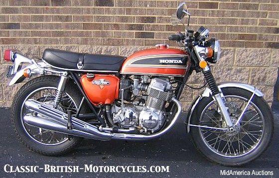 1974 honda cb750, classic honda motorcycle | mmmm bikes