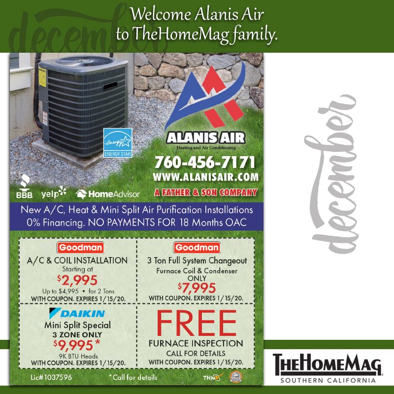 Join Us In Welcoming Alanis Air To Thehomemag Socal Family