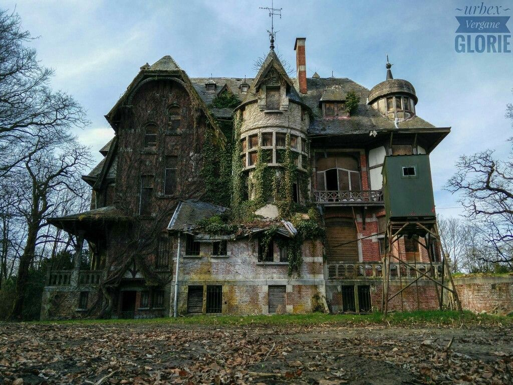 abandoned netherlands manor places ruins visit mansions houses