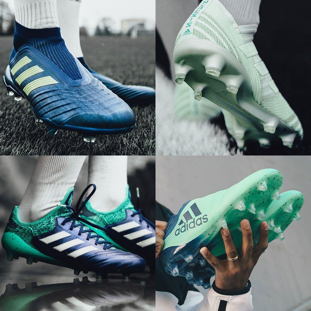 tienda en línea nueva colección zapatillas Pin de Nicolas Araneda Arroyo en Adidas   Zapatos de fútbol ...