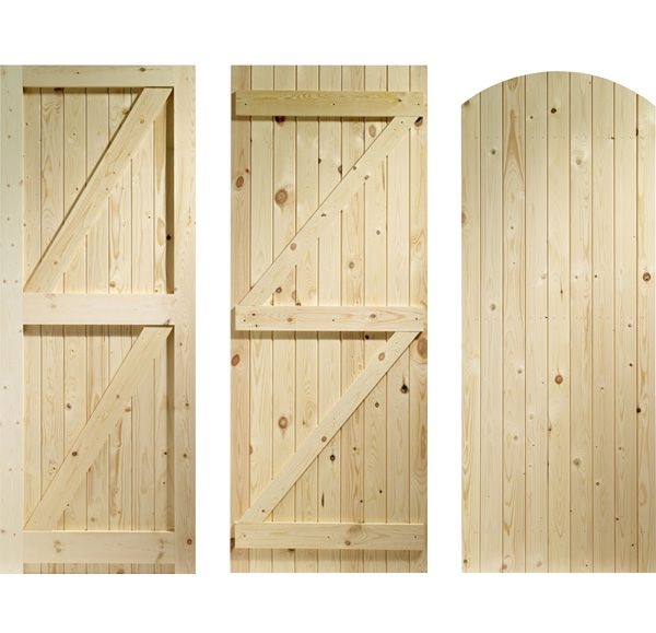 Batten door  sc 1 st  Pinterest & Batten door | Building ideas | Pinterest | Batten Door gate and Doors