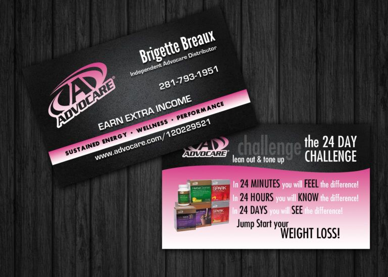 Awesome Rodan And Fields Business Cards Vistaprint Throughout Advocare Business Card Templ Card Template Free Business Card Templates Rodan And Fields Business