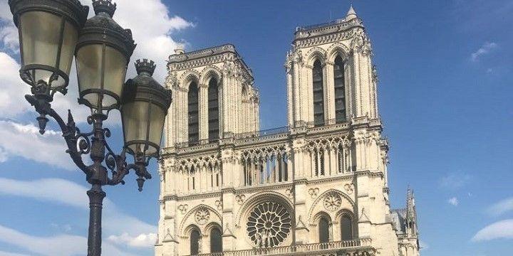 Notre-Dame Cathedral, Paris, Île-de-France, France, Europe