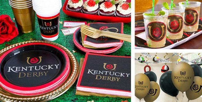Kentucky Derby Party   Kentucky derby party supplies