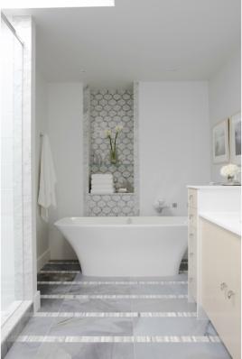 Bathroom Design Ideas Sarah Richardson sarah richardson bathroom - moonstone floor tiles | sarah