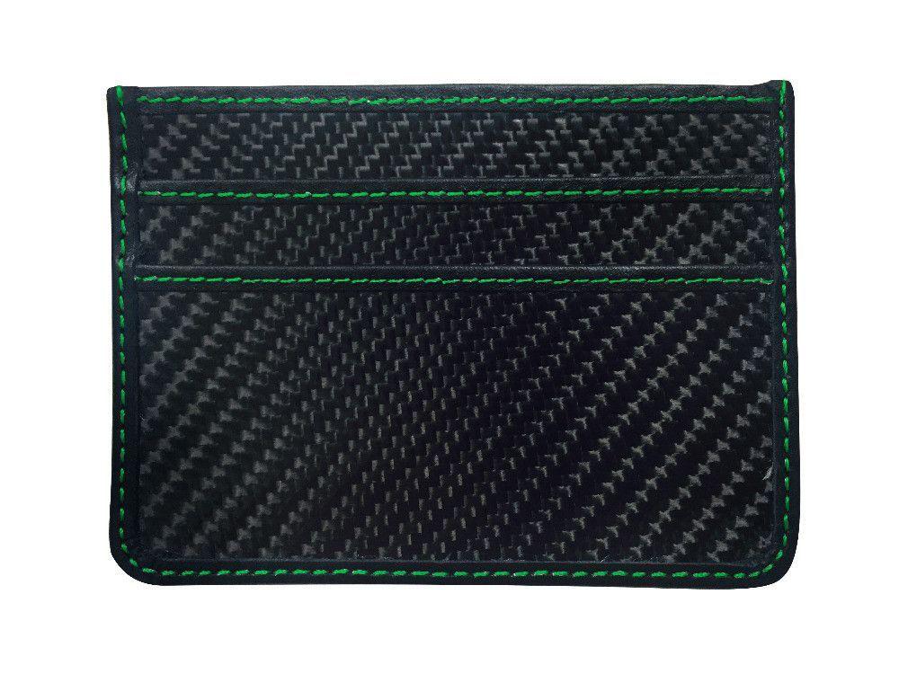 Carbon Fiber K1259 Credit Card Holder