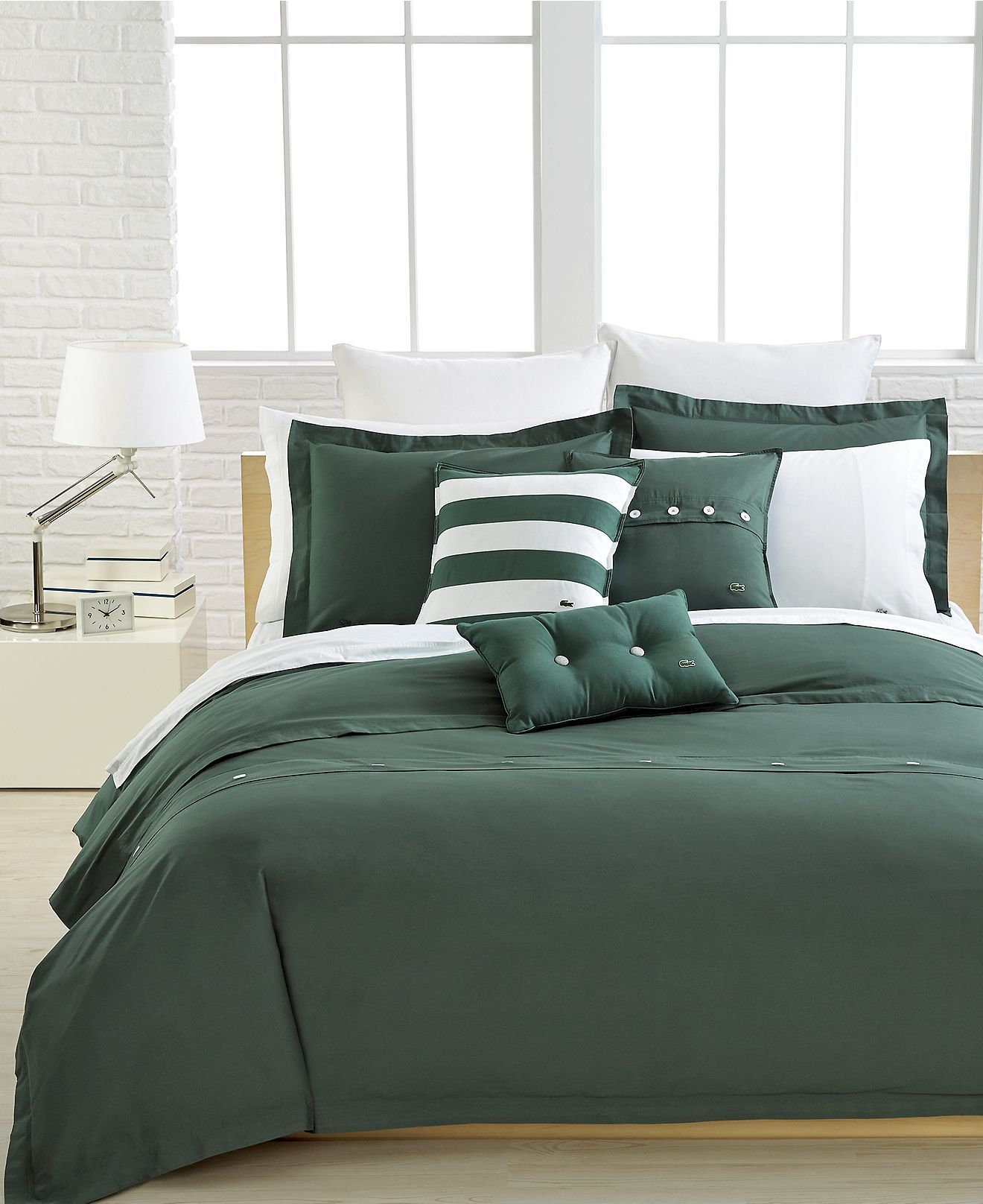 lacoste bedding solid green brushed twill comforter and duvet lacoste bedding solid green brushed twill comforter and duvet cover sets bedding collections