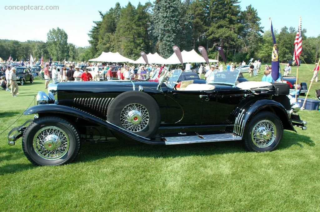 Duesenberg Model J | 1929 Duesenberg Model J Images, Information and ...