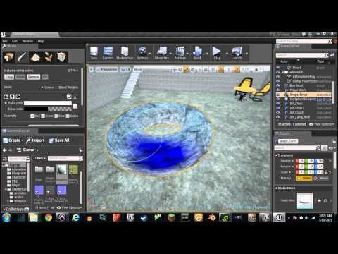 Ptv unreal engine 4 material tutorial 4 vertex painting cody ptv unreal engine 4 material tutorial 4 vertex painting malvernweather Gallery