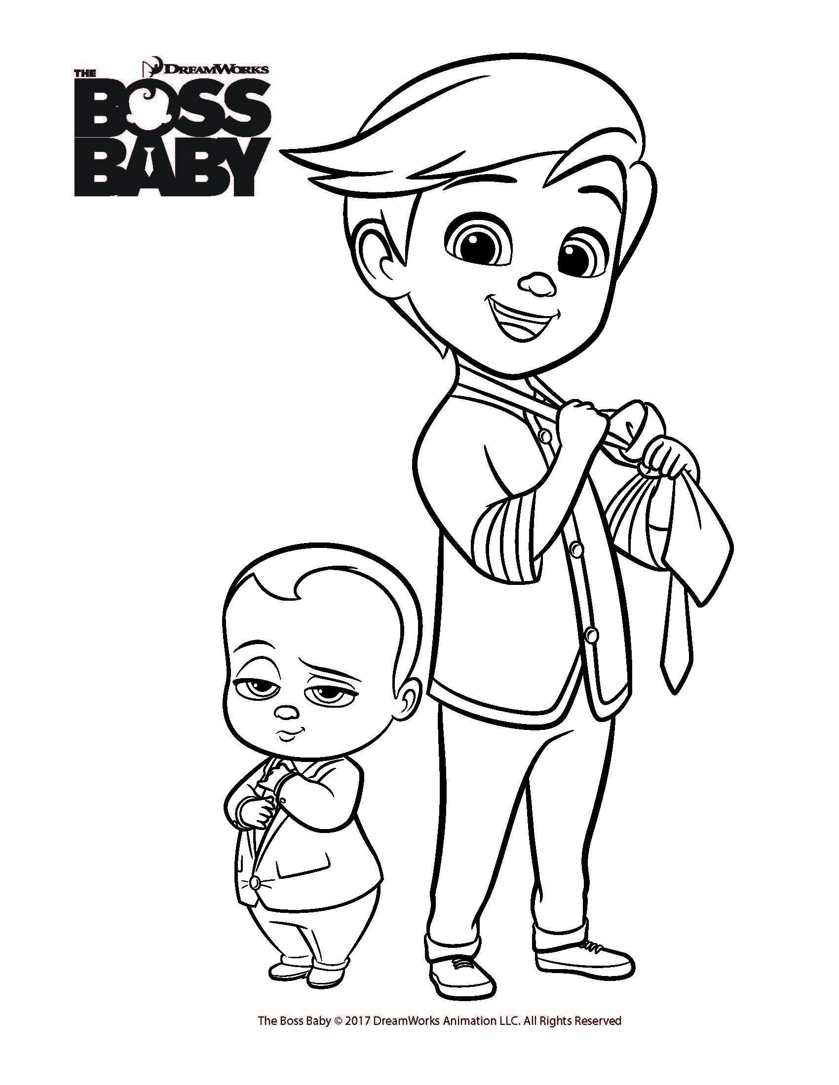 Boss Baby printables | Party Ideas | Pinterest | Jefe