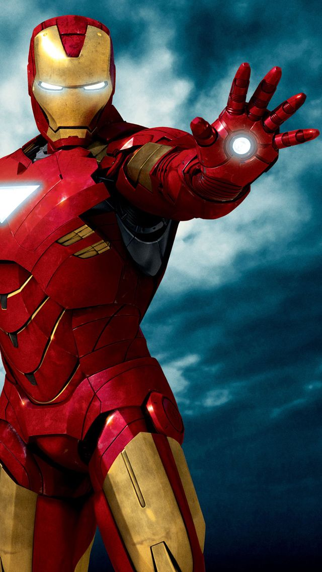 Iron Man 3 HD Wallpaper For IPhone 5