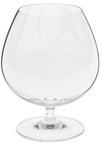 Set of 4 Riedel Vinum Brandy//Cognac Snifter